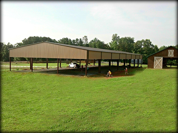 Steel horse barns joy studio design gallery best design for Horse barn building
