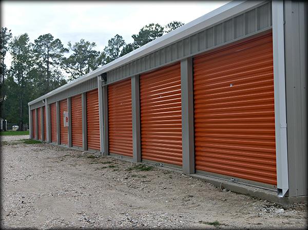 Mini Storage Peak Steel Buildings