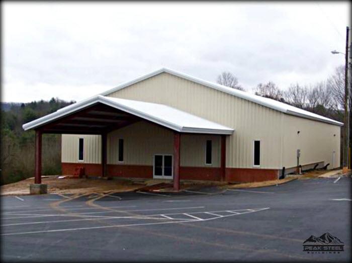 Steel Church Buildings Metal Worship Buildings