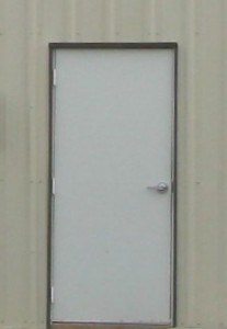 Metal Building Accessories Rollup Doors Wall Fan