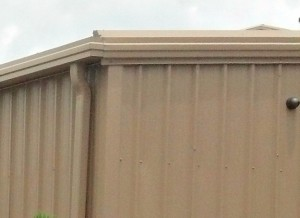 gutters downspouts