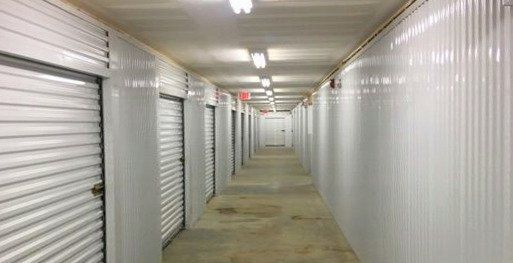 hallway systems metal storage buildings peak steel buildings