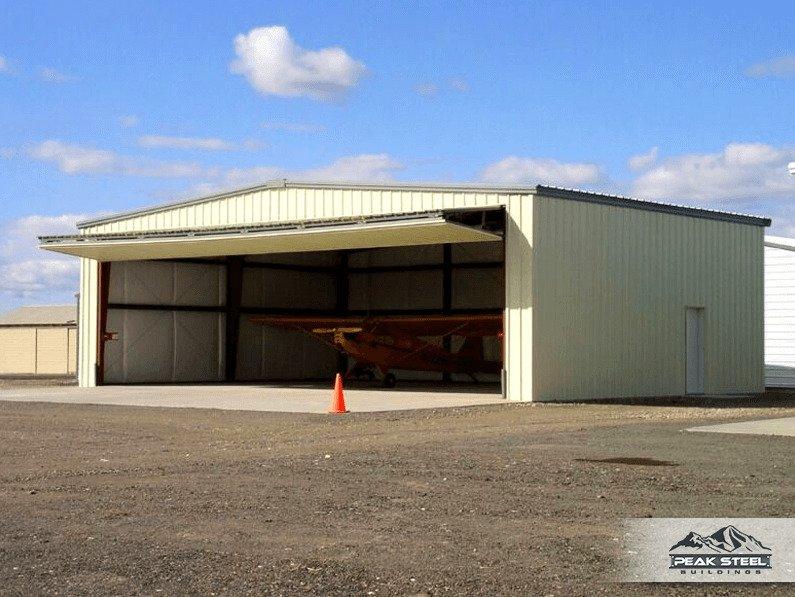 Airplane Hangar 1