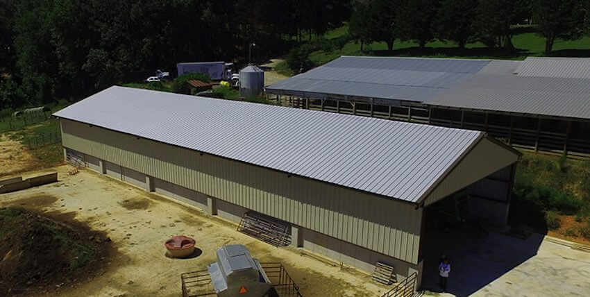 Farm Steel Buildings