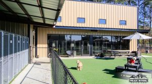 uses for commercial steel buildings