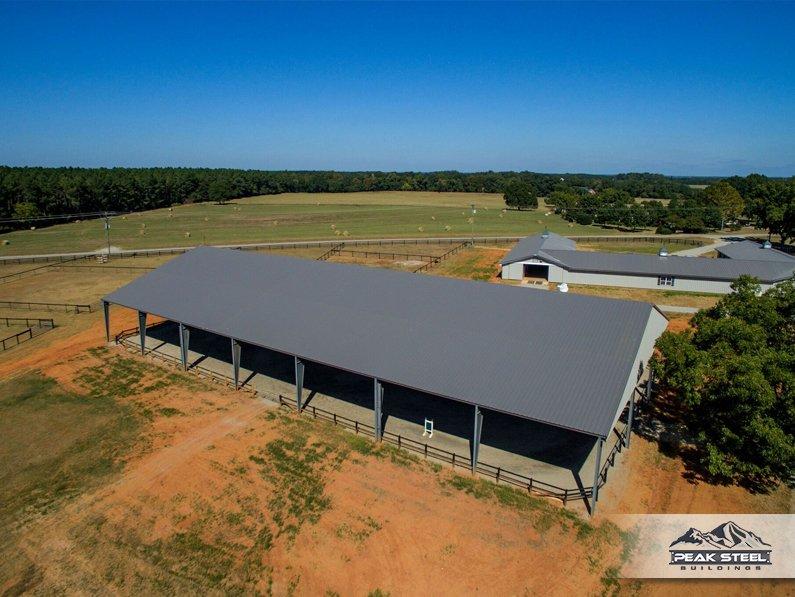 100x200 Steel Building Cost