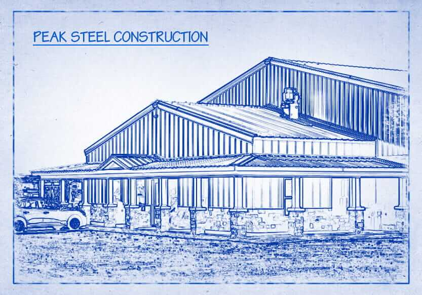 Construction services peak steel buildings peak steel blueprint image sm 1 malvernweather