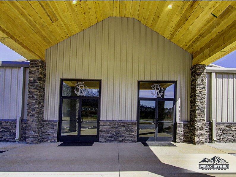 Steel Building Photo Gallery Metal Building Types