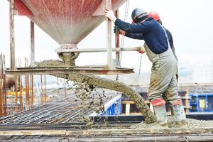 Types of Commercial Concrete Foundations