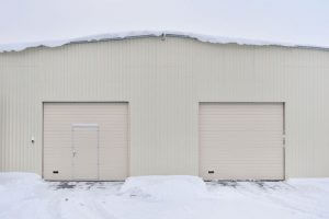 Keep Steel Buildings Warm in Winter