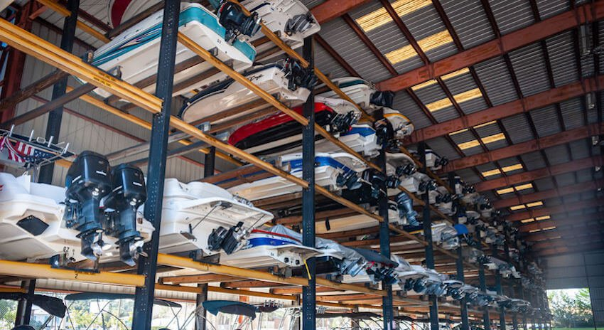 Benefits of a Steel Building Facility for Boat Storage